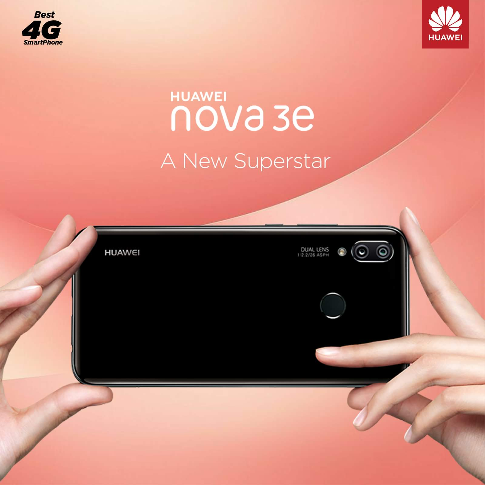 Nova 3E is also known P20 Lite, which is available now at BDT 27,990/-.