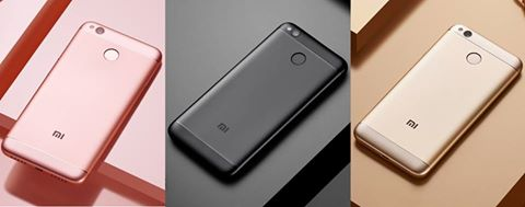 Buy the cheapest Xiaomi Redmi 4X phone from anywhere of the world: