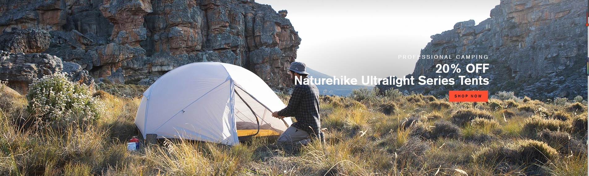 Naturehike camping tent series sale