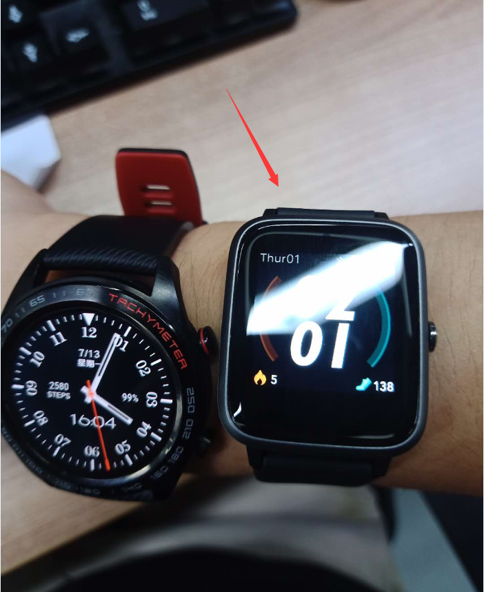 Anyone could test an Smartwatch?