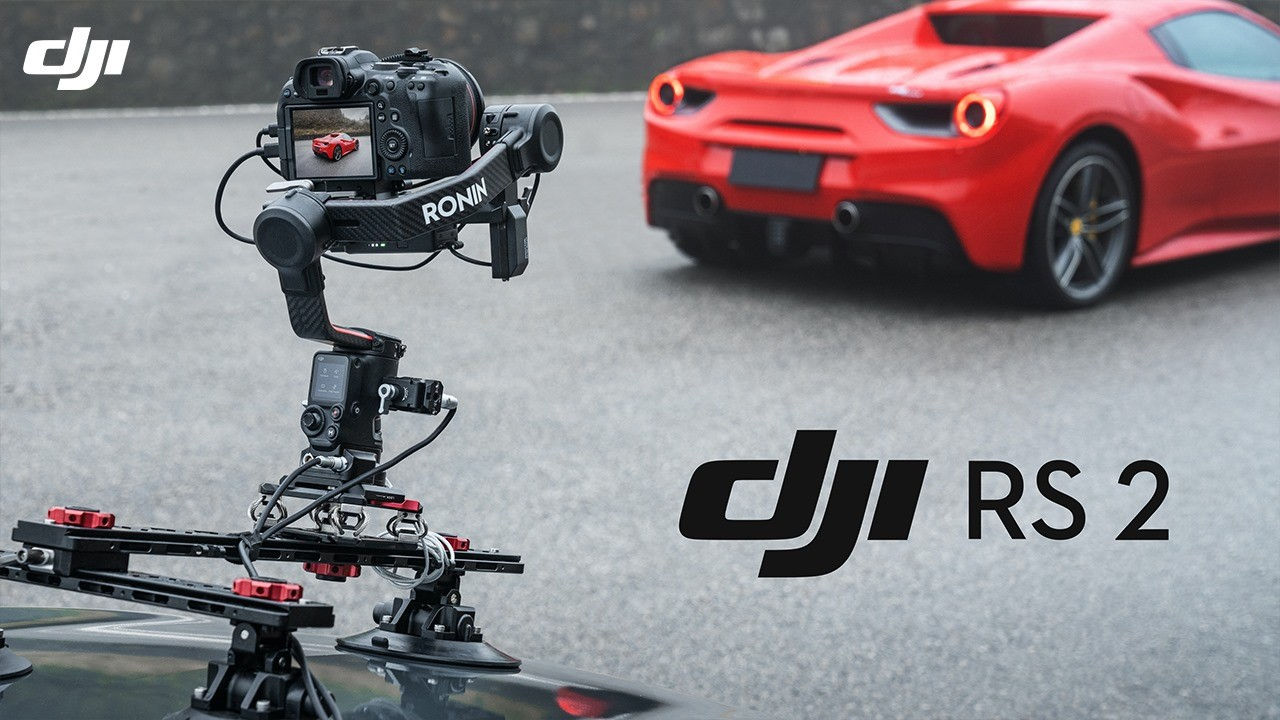 Introducing DJI RS 2.