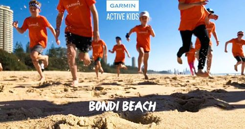 Garmin Active Kids camp in Bondi is next up on February the 9th! Each camp is a 1 hour session filled with fun activities and tips for kids (6-12 are recommended) encouraging them to get active, set goals and have fun. On the day every participant walks away with a Garmin tee and one lucky kid from each session will win a Garmin vivofit jr. And it's all completely FREE. Session times below;... Session 1 starts at 9 - 10am.