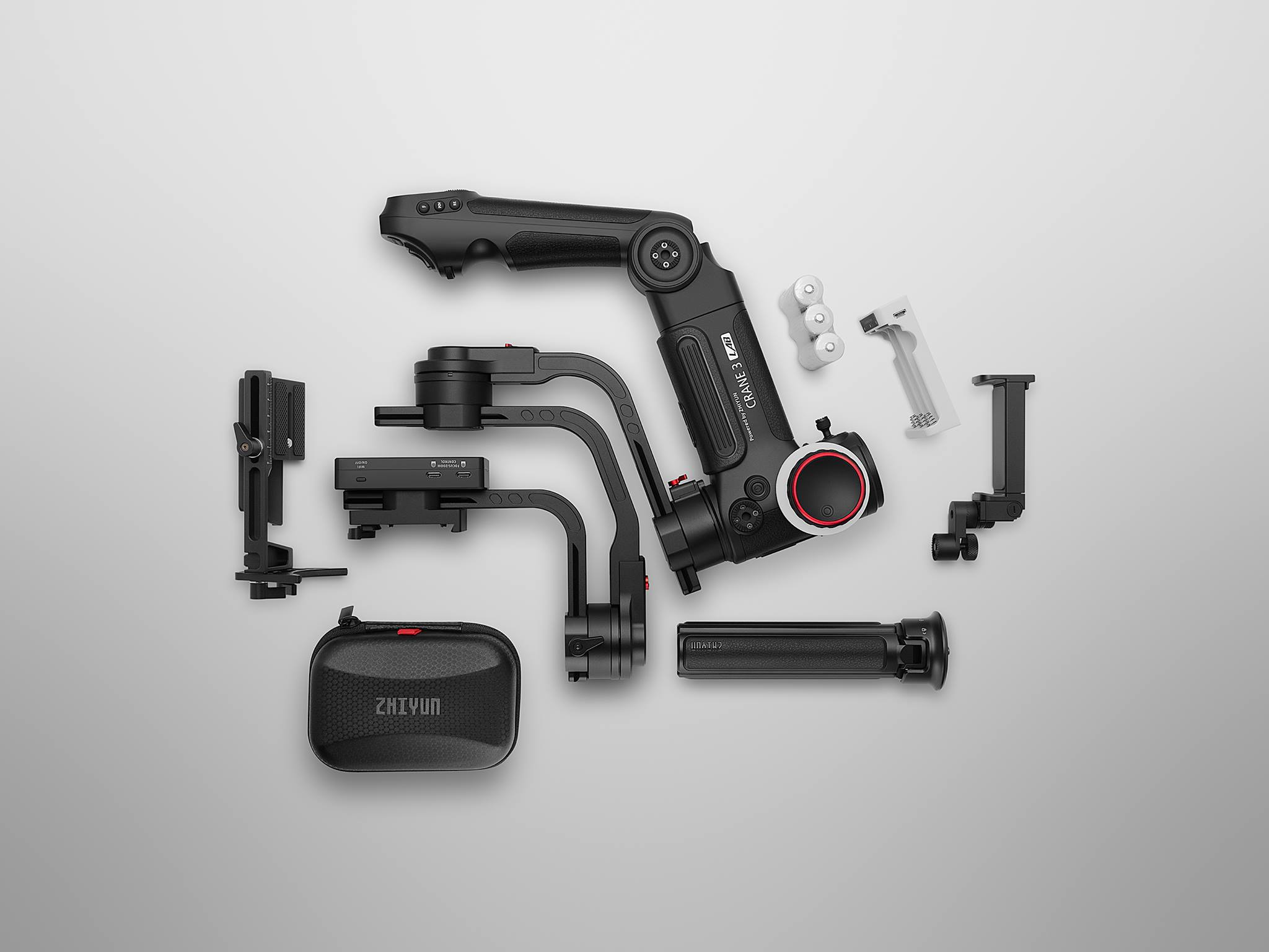 The Art of #Zhiyun #Crane3LAB