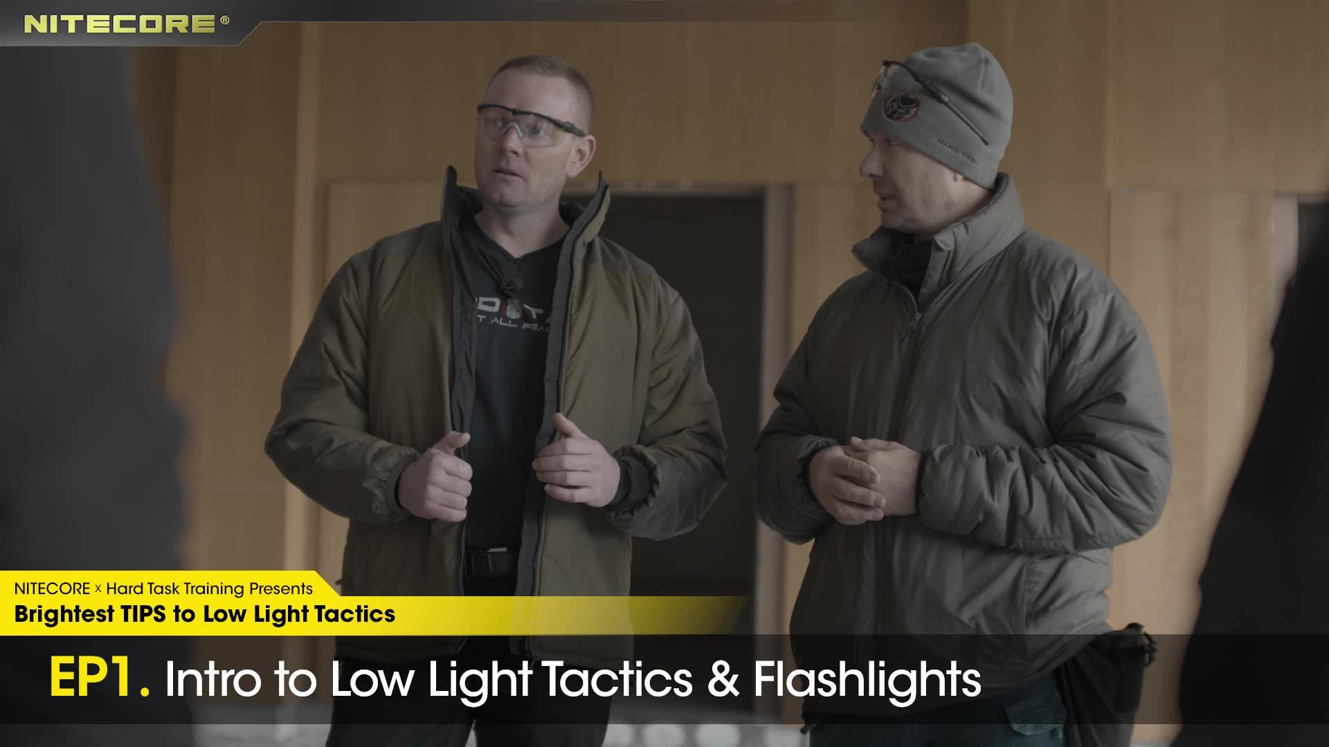"🎥""Brightest TIPS to Low Light Tactics"" Video Series coming soon!"