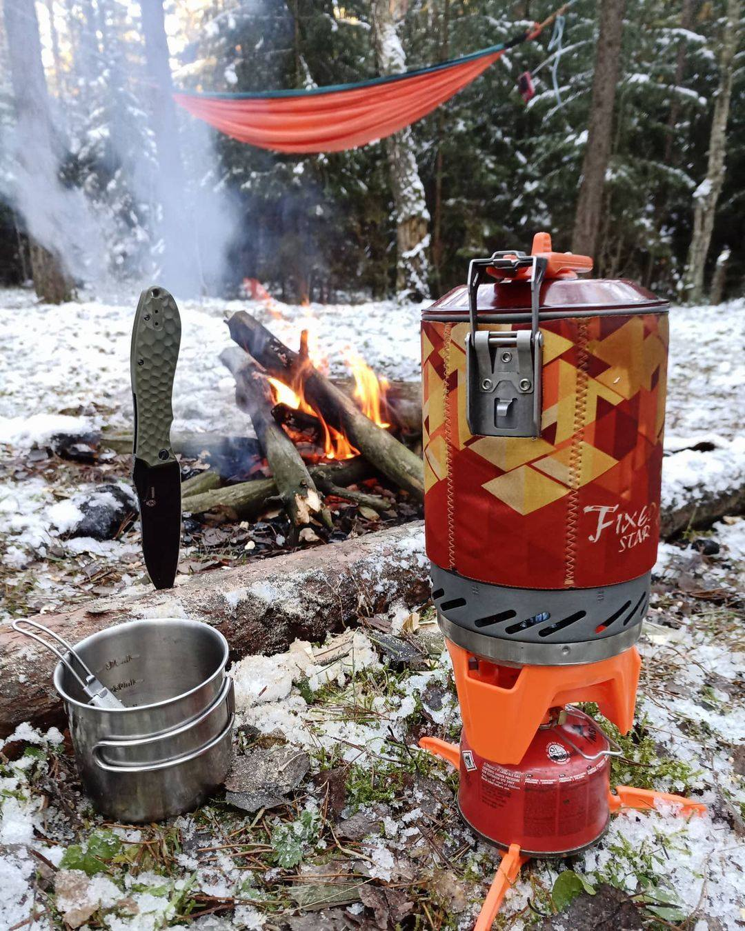 Camping in the chill season can be fun - if you prepare: