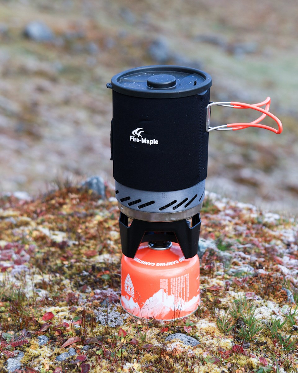Our durable and highly efficient portable camp stove is a must - have for your next camping adventure!