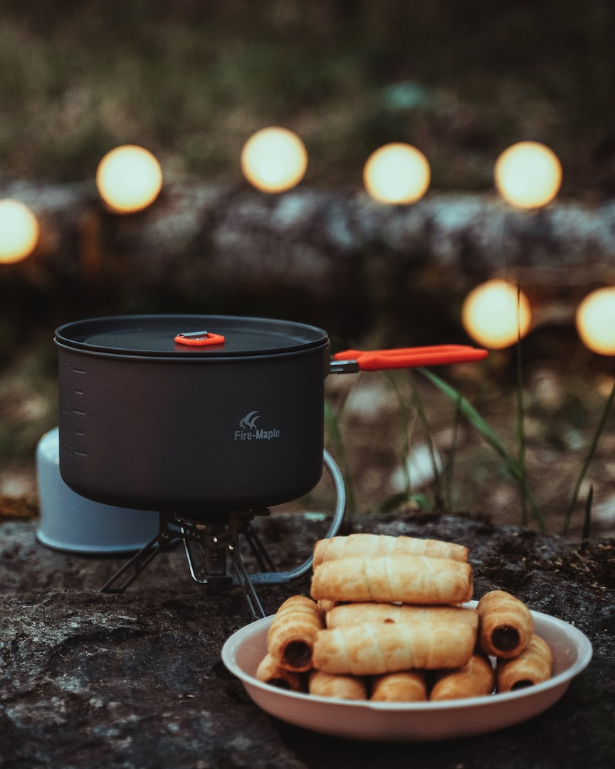 What is your favorite camping food? Comment down below ↓
